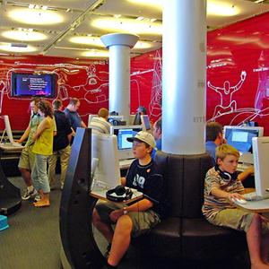 Интернет-кафе Куйтуна