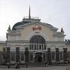Железнодорожные вокзалы в Куйтуне