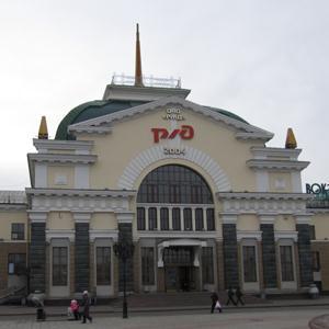 Железнодорожные вокзалы Куйтуна